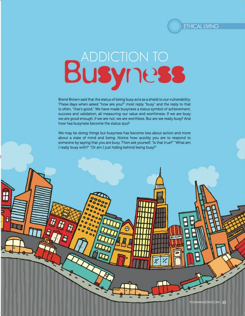 Addiction To Busyness_1