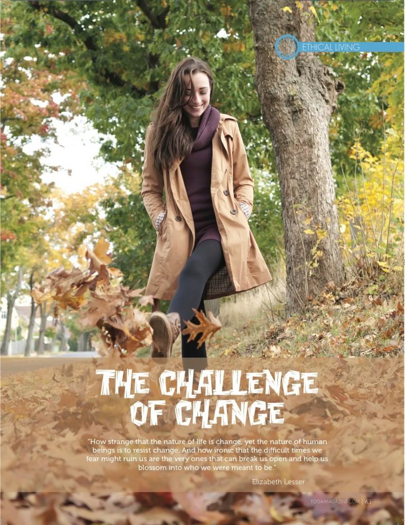 Challenge Of Change 1
