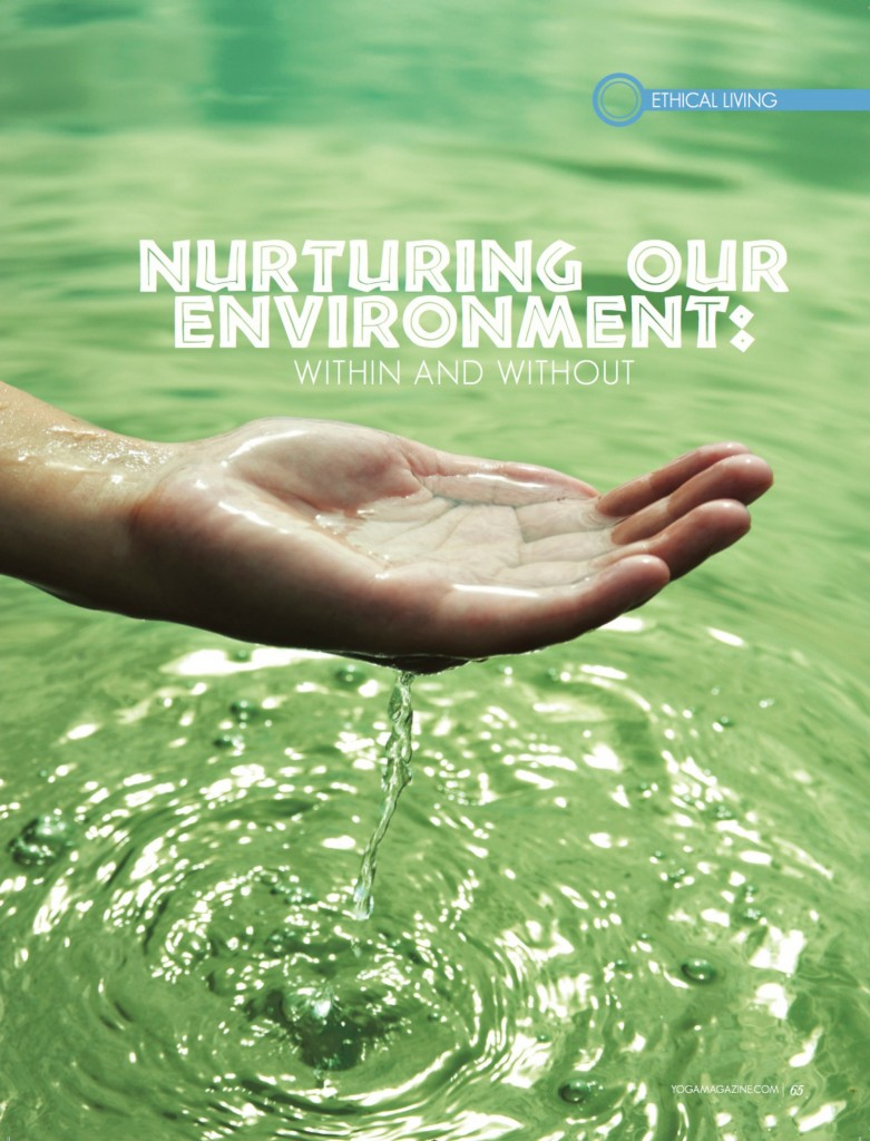 Nourturing Our Environment_1