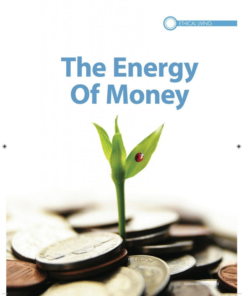 The Energy Of Money_1