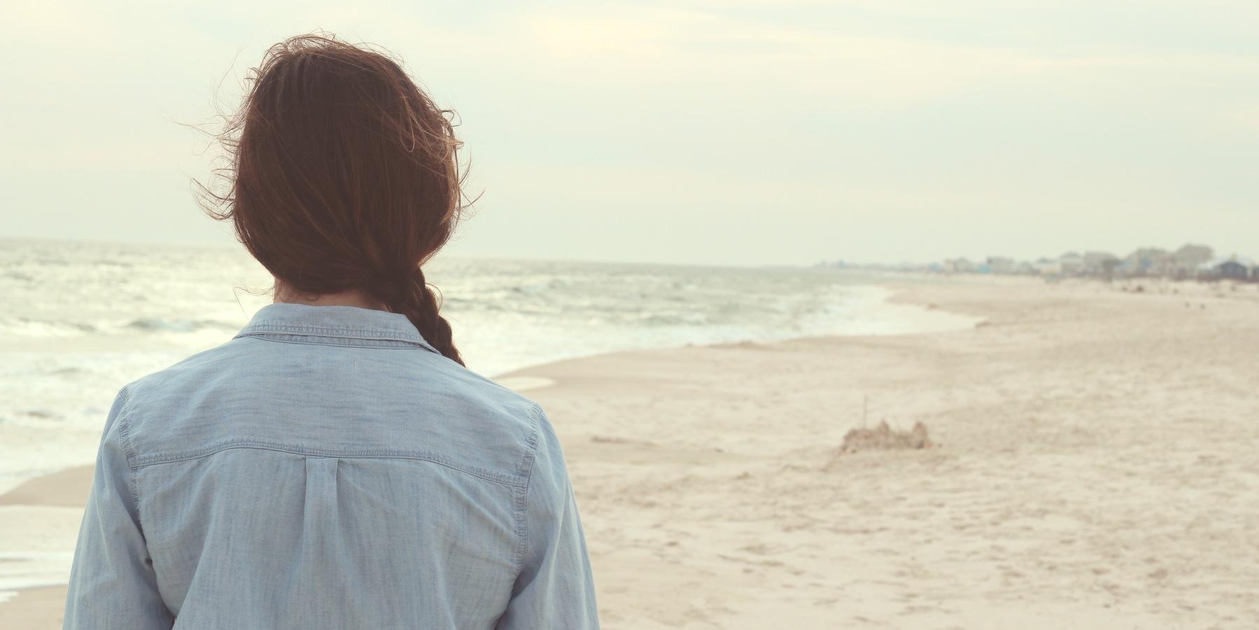 back of woman_beach